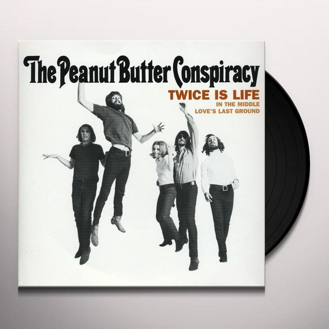 Peanut Butter Conspiracy BIG BUMMER: LOVE'S LAST GROUND Vinyl Record