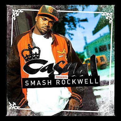 CASUAL PRESENTS SMASH ROCKWELL Vinyl Record