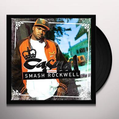 CASUAL PRESENTS SMASH ROCKWELL Vinyl Record