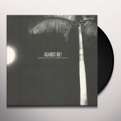 Against Me SEARCHING FOR A FORMER CLARITY Vinyl Record