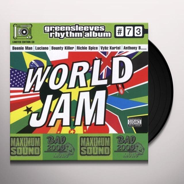 WORLD JAM / VARIOUS Vinyl Record