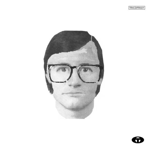 Bertrand Burgalat PORTRAIT-ROBOT Vinyl Record