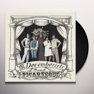 The Decemberists PICARESQUE Vinyl Record