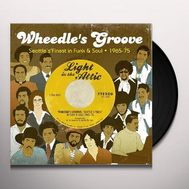 WHEEDLE'S GROOVE: SEATTLE'S FINEST IN FUNK & / VAR Vinyl Record