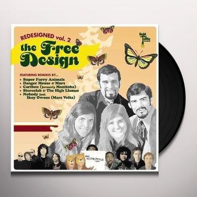 Free Design REDESIGNED 2 (Vinyl)