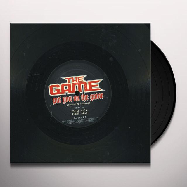 PUT YOU IN THE GAME (X4) Vinyl Record