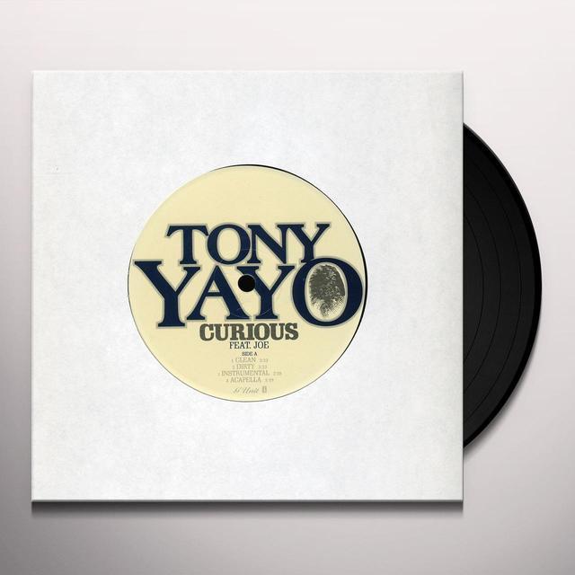 Tony Yayo CURIOUS (X7) (Vinyl)