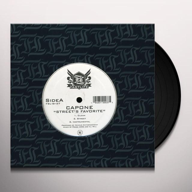 Capone OH NO: UNDER MI SENSI Vinyl Record