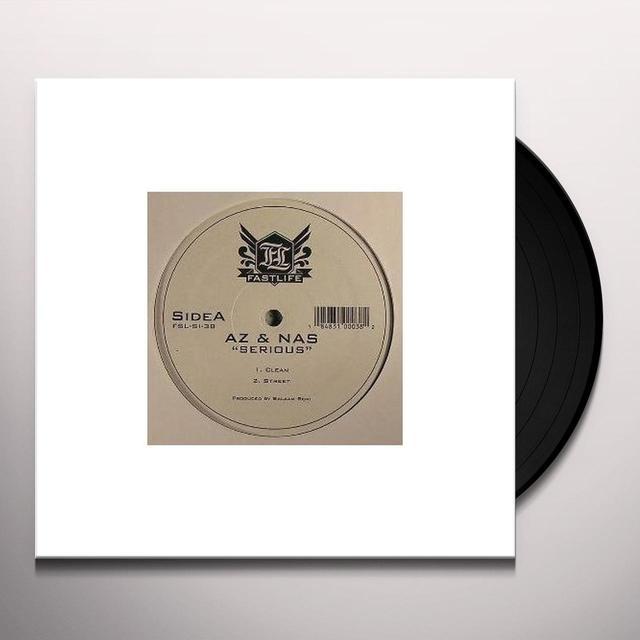 Az LIVEWIRE: SERIOUS Vinyl Record