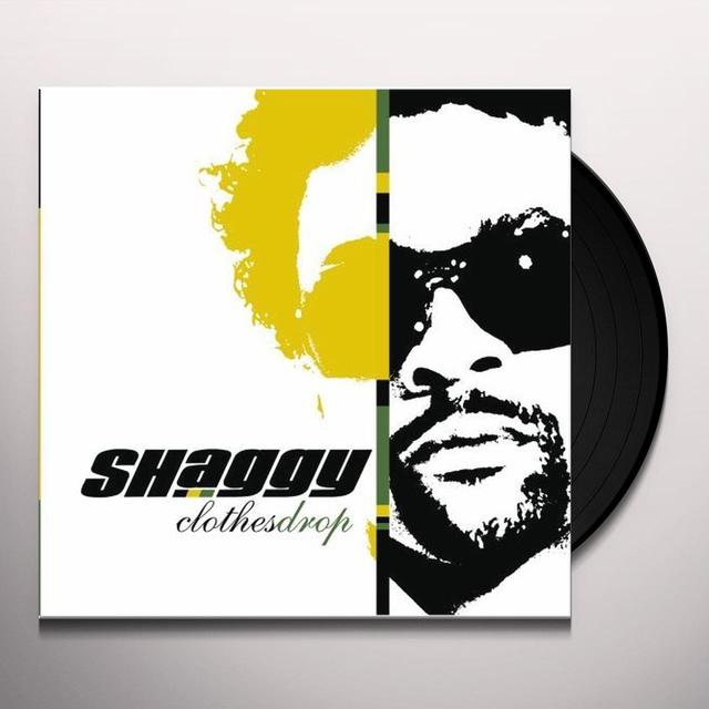 Shaggy CLOTHES DROP Vinyl Record