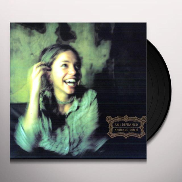 Ani Difranco KNUCKLE DOWN Vinyl Record