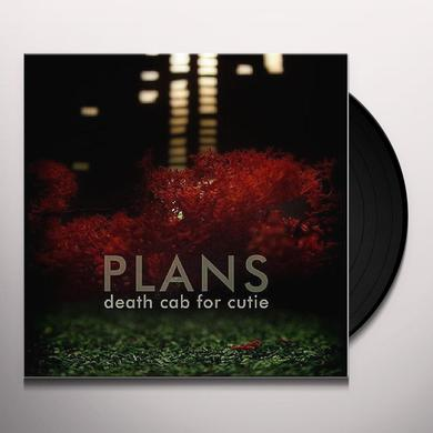 Death Cab For Cutie PLANS Vinyl Record