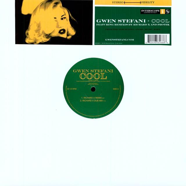 Gwen Stefani COOL (X4) Vinyl Record
