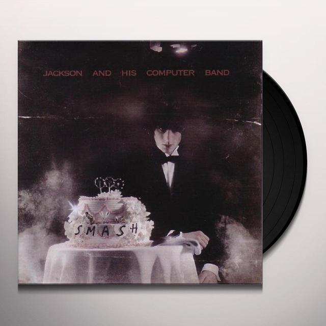 Jackson & His Computerband SMASH Vinyl Record
