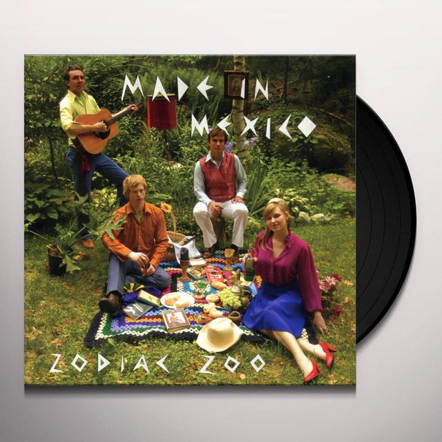Made In Mexico ZODIAC ZOO Vinyl Record