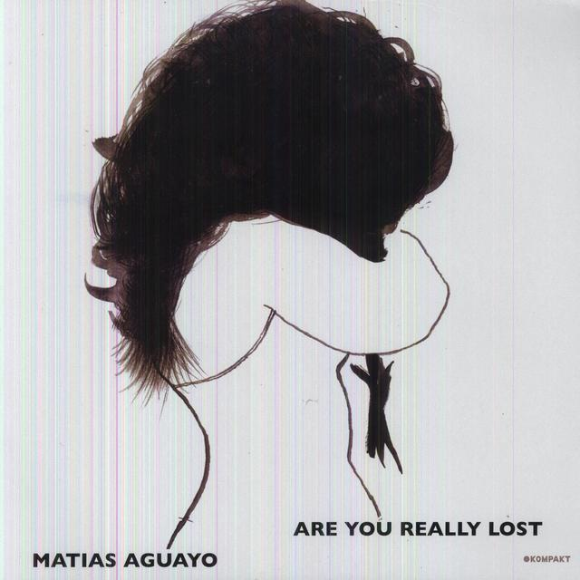 Matias Aguayo ARE YOU REALLY LOST Vinyl Record