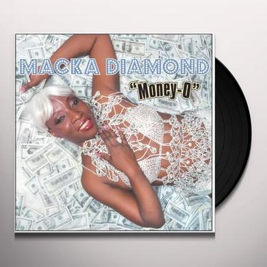 Macka Diamond MONEY-O Vinyl Record