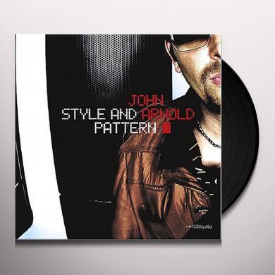 John Arnold STYLE & PATTERN Vinyl Record