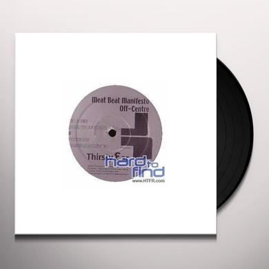 Meat Beat Manifesto OFF CENTRE Vinyl Record