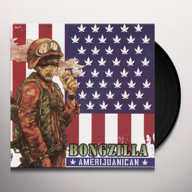 Bongzilla AMERIJUANICAN Vinyl Record