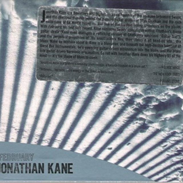 Jonathan Kane FEBRUARY (Vinyl)