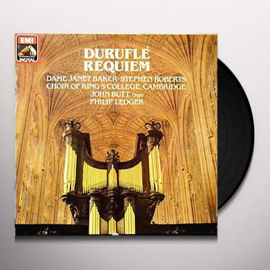 Berlioz / Bressler / Abravanel / Utah So REQUIEM Vinyl Record