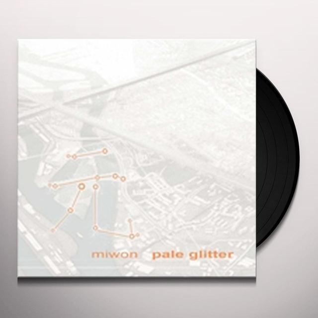 Miwon PALE GLITTER Vinyl Record