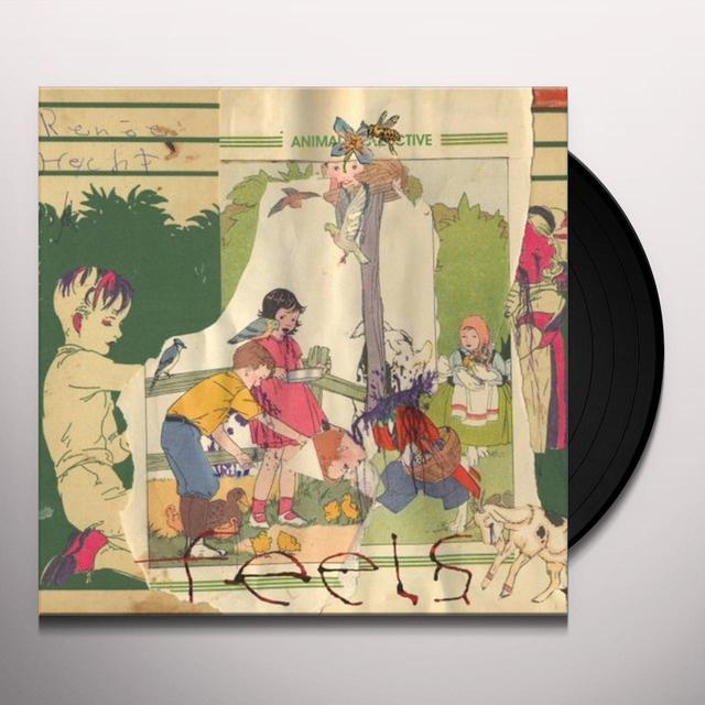 Animal Collective FEELS Vinyl Record