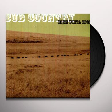 Cub Country HIGH UINTA HIGH (Vinyl)