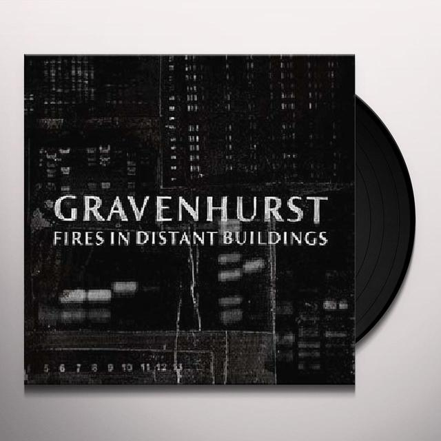 Gravenhurst FIRES IN DISTANT BUILDINGS Vinyl Record