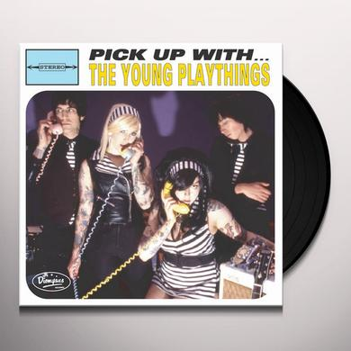 PICK UP WITH THE YOUNG PLAYTHINGS Vinyl Record