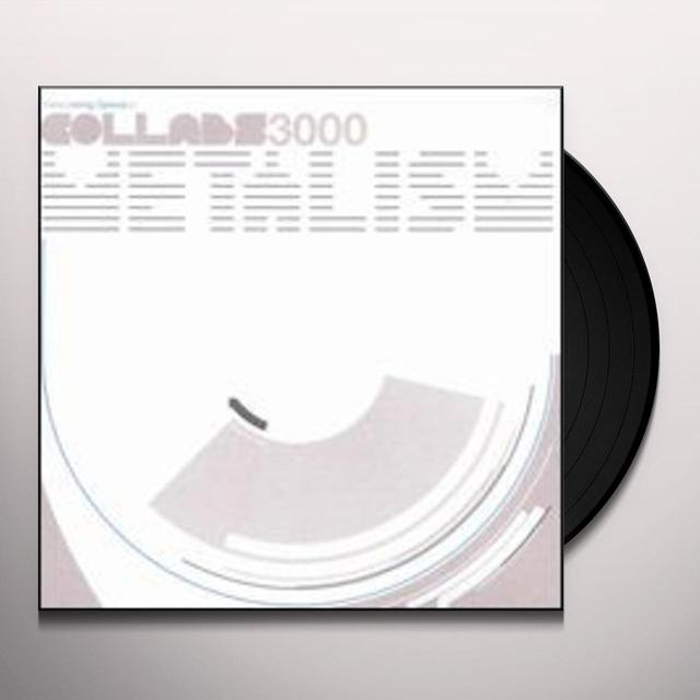 Chris Liebing COLLABS 3000: METABLISM Vinyl Record