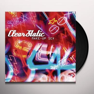 CLEAR STATIC MAKE UP SEX Vinyl Record