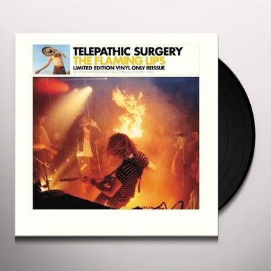 The Flaming Lips TELEPATHIC SURGERY Vinyl Record