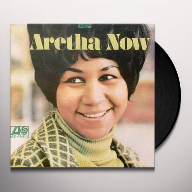 Aretha Franklin ARETHA NOW Vinyl Record