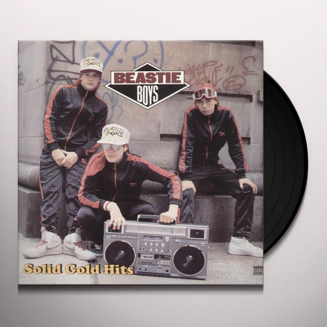 Beastie Boys SOLID GOLD HITS Vinyl Record