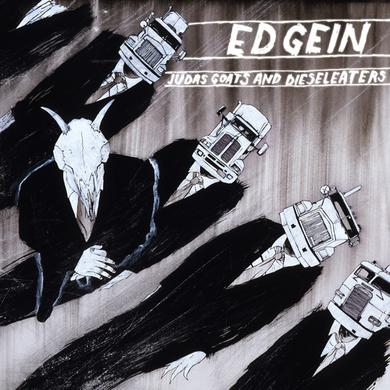 Ed Gein JUDAS GOATS & DISELEATERS Vinyl Record