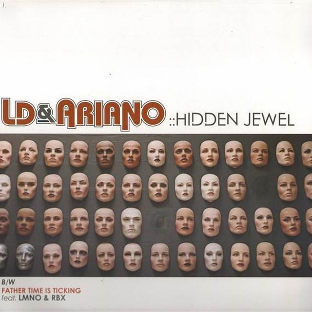 Ld & Ariano HIDDEN JEWEL (Vinyl)