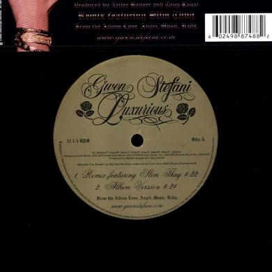 Gwen Stefani LUXURIOUS (X4) Vinyl Record