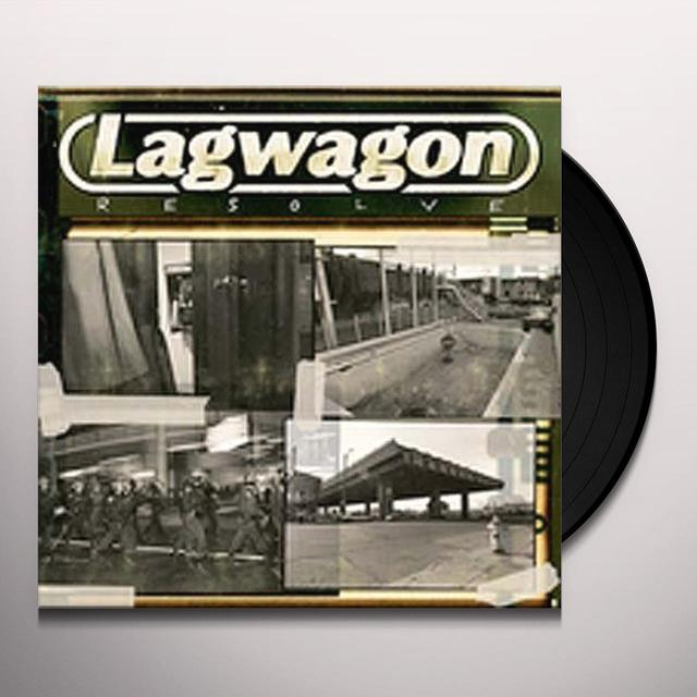 Lagwagon RESOLVE Vinyl Record