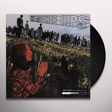The Mother Hips RED TANDY Vinyl Record