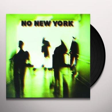 NO NEW YORK / VARIOUS Vinyl Record