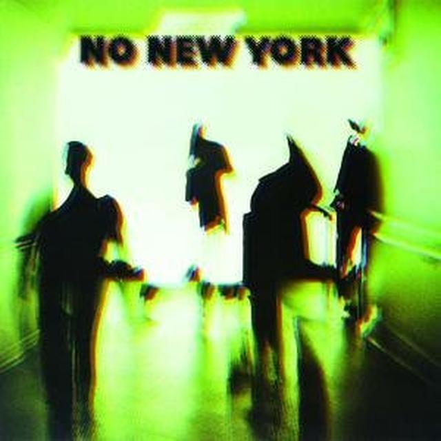 NO NEW YORK / VARIOUS Vinyl Record