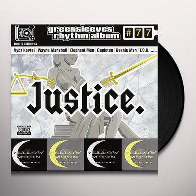 JUSTICE / VARIOUS Vinyl Record