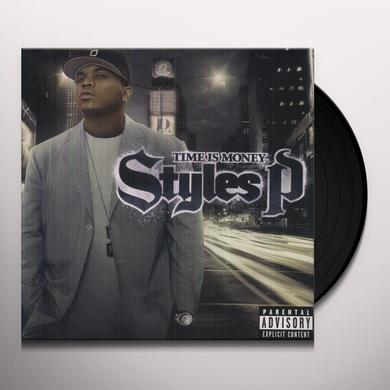 Styles P TIME IS MONEY (Vinyl)