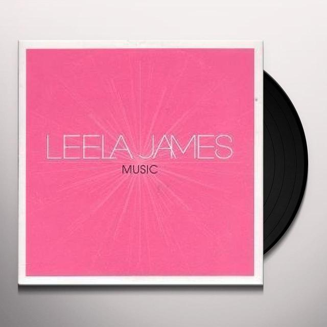 Leela James MUSIC (Vinyl)