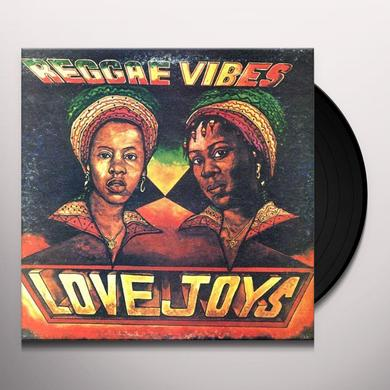 Love Joys REGGAE VIBES Vinyl Record - Reissue