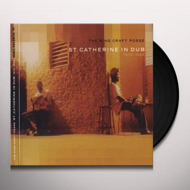 Ring Craft Posse ST CATHERINE IN DUB 1972-1984 Vinyl Record