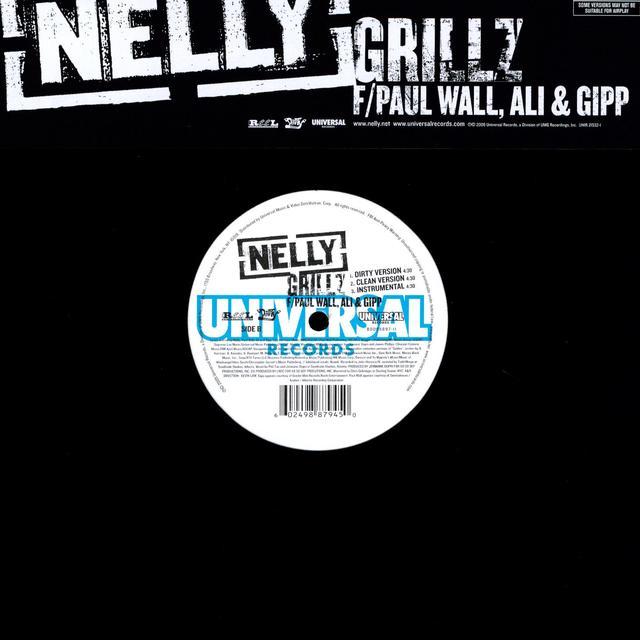 Nelly GRILLZ (X3) (Vinyl)