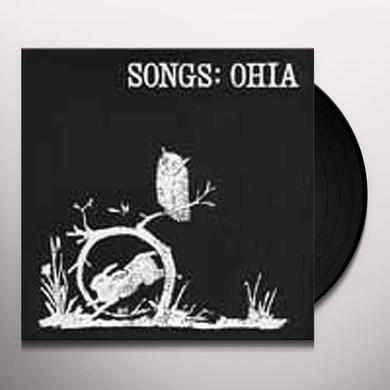 SONGS: OHIA Vinyl Record
